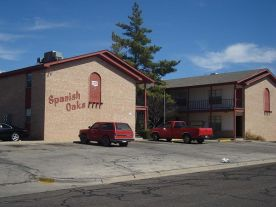 Spanish Oaks Apartments | Odessa, TX